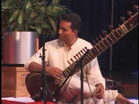 Ustad Vilayat Khan - Rageshree Alap - Part 2