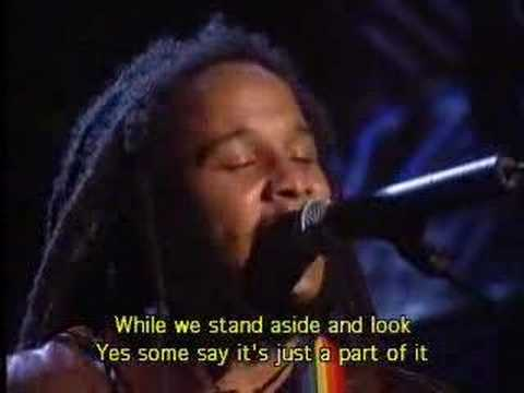 Ziggy Marley feat. Lauryn Hill - Redemption Song