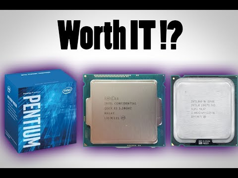 Dual Core CPUs VS Modern Games 2017 - It's Time For You To Upgrade! (Pentium g2020,g4400 C2D e7500)