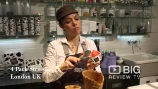 Food | Gelateria 3BIS | London Bridge | London | Big Review TV | Bronze