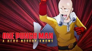 One Punch Man: A Hero Nobody Knows - Official Release Date Announcement Trailer