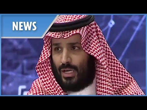 "Saudi crown prince says justice will prevail in ""painful"" Khashoggi case"