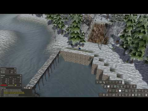 Banished | MegaMod | Quarry, Quays, And Trade Depot