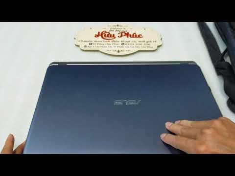 Thanh lý cầm đồ laptop Asus X507UA-EJ727T