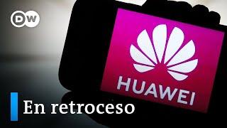 Las sanciones de EE. UU. golpean a Huawei