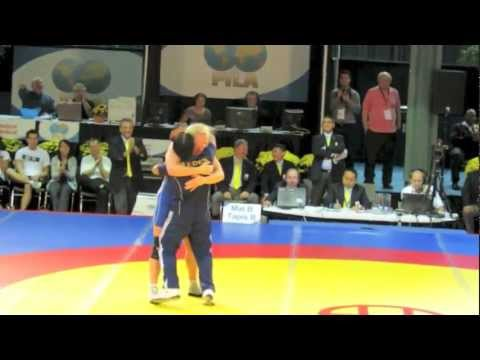 2012 Women's World Championships Highlight