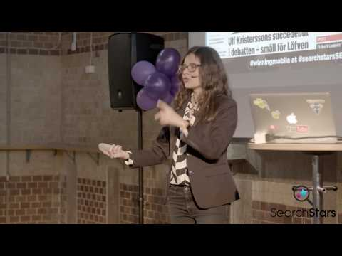 SearchStars 2017 - Winning in a Mobile Search World: Mobile First Index, AMP & PWA with Aleyda Solis