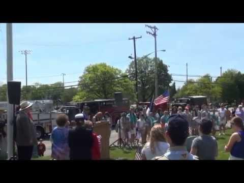 Memorial Day Parade 2014 - Denville, NJ