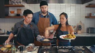 Cheesy Brisket Fried Rice with Brad Leone and Howard & Anita Hsu