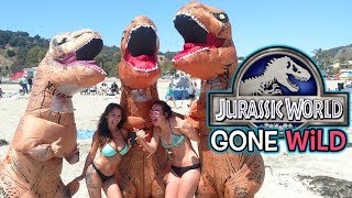 Best T-Rex fun compilation! Please share!! Subscribe Now for more Pranks, Tricks, Social Experiments and Fun Videos: http://bit.ly/ucmagic /// Check out Erik ...