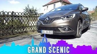 Renault Grand SCENIC | Der Test | Fahrbericht | Review | Deutsch | 2017