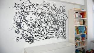 awesome wall murals