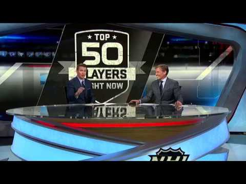 NHL Tonight:  Top 50 fan reactions:  Twitter fans react to Top 50 Players Right Now  Sep 4,  2018
