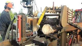 Firewood Processor - The Real Deal
