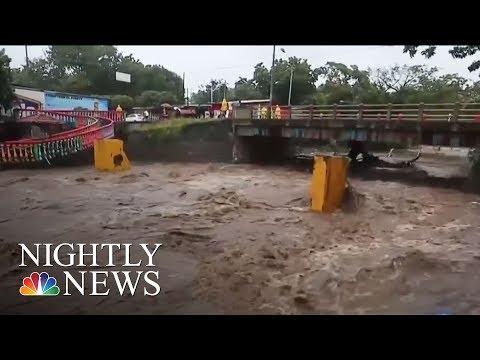 Tropical Storm Nate Headed For Gulf Coast | NBC Nightly News