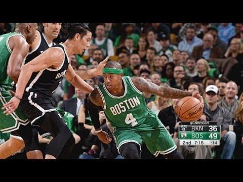 Brooklyn Nets vs Boston Celtics - Full Game Highlights | October 26, 2016 | 2016-17 NBA Season