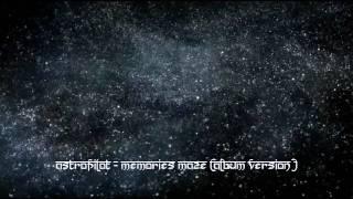 Astropilot - Memories Maze (album version)
