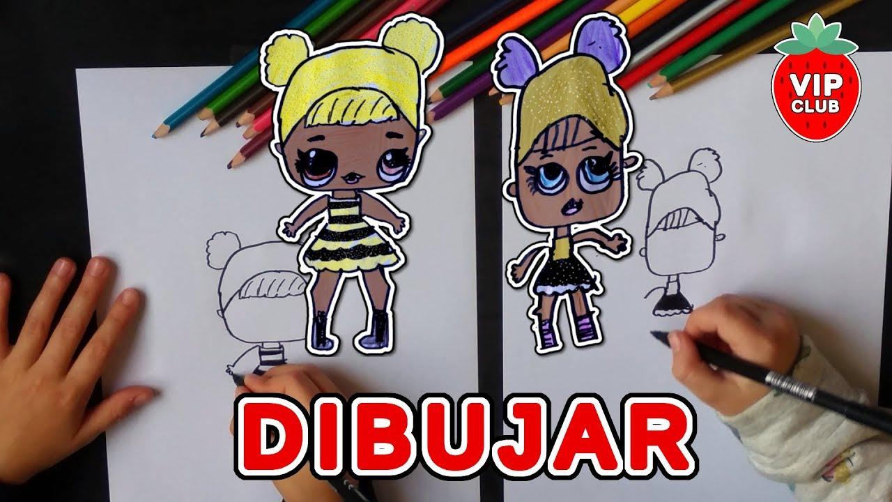 Image Of Dibujos Para Colorear De Las Munecas Lol Dibujos para ...