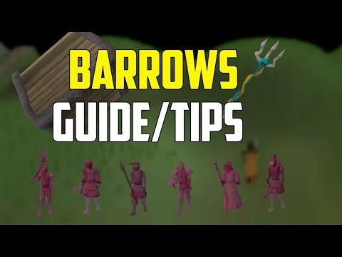 OSRS - Ultimate Barrows Guide/Tips! (2017 Mid-High lvls)