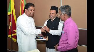 Sri Lankan Ahmadis continue Quran distribution