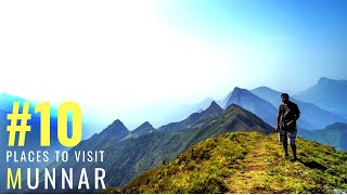 Places To Visit in Munnar | Famous Places in Munnar | Kerala | Tourism | #026