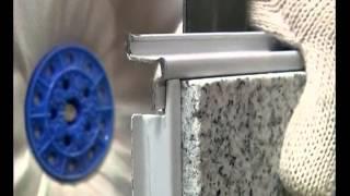 видео Как устанавливается вент фасад?