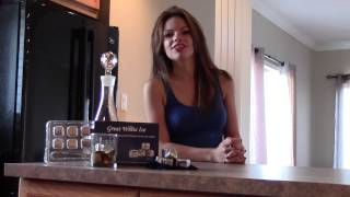 Great White Ice Whiskey Stones Make a Great Christmas Gift