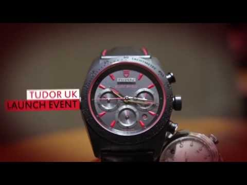 Tudor Watch Launch Event at Wakefields Jewellers Horsham