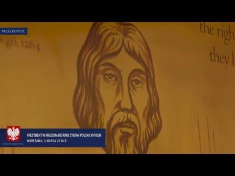 Wizyta w Muzeum Historii Żydów Polskich POLIN