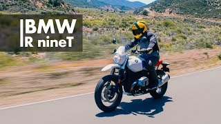 BMW R nineT Urban GS: Modern Classic - Carfection