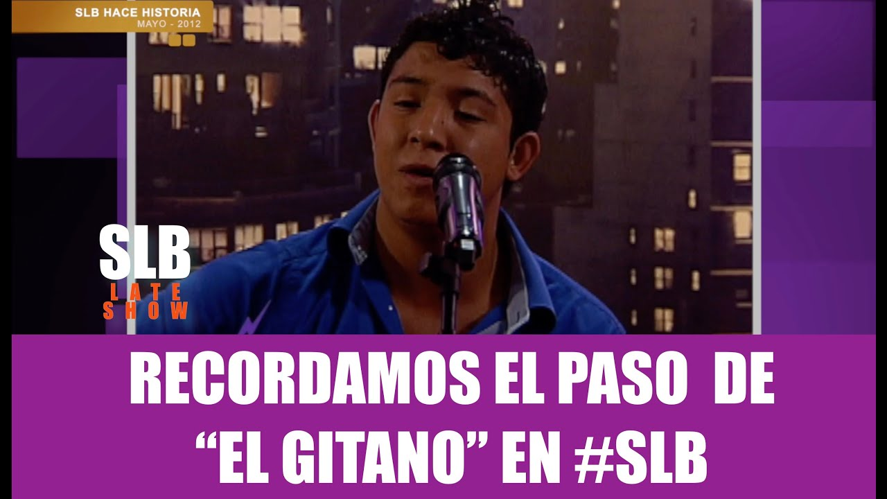 """SLB Hace Historia- Recordamos el paso de """"El Gitano"""" por SLB"""