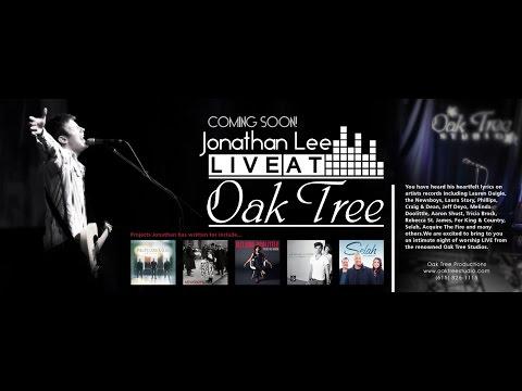 Jonathan Lee Live At Oak Tree Promo 1