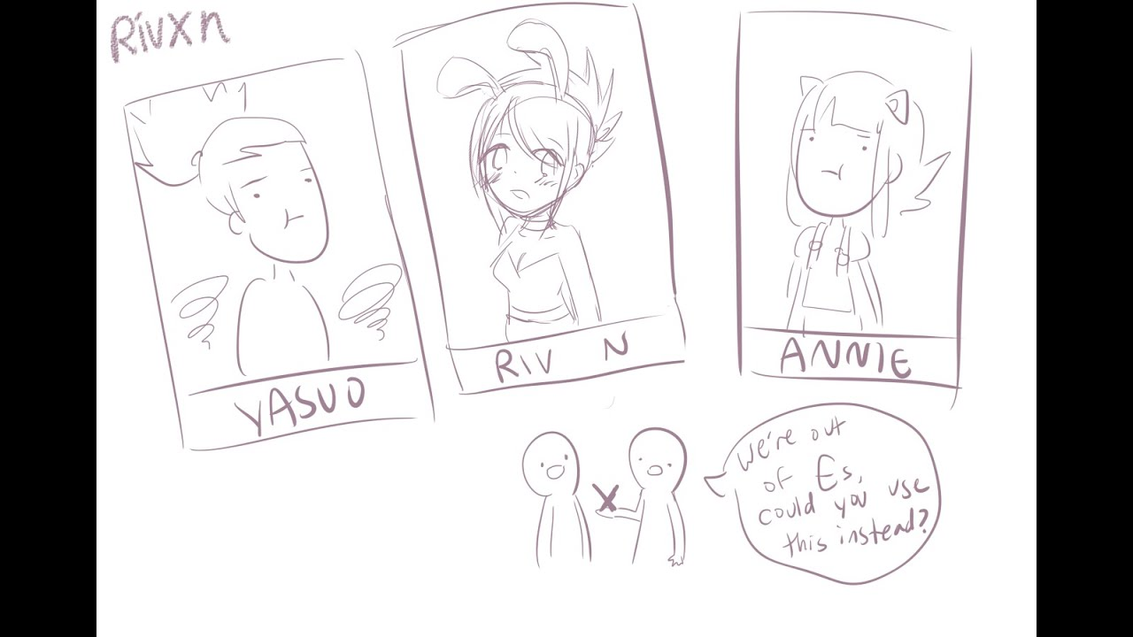 Drawing Subs With Lilypichu