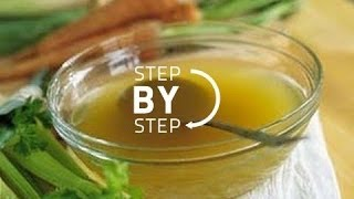 Vegetable Stock, Vegetable Stock Recipe, Free Food; Stem To Root Cooking, Food On A Budget