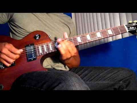 Coheed & Cambria - Ten Speed (Of God's Blood & Burial) Guitar Cover