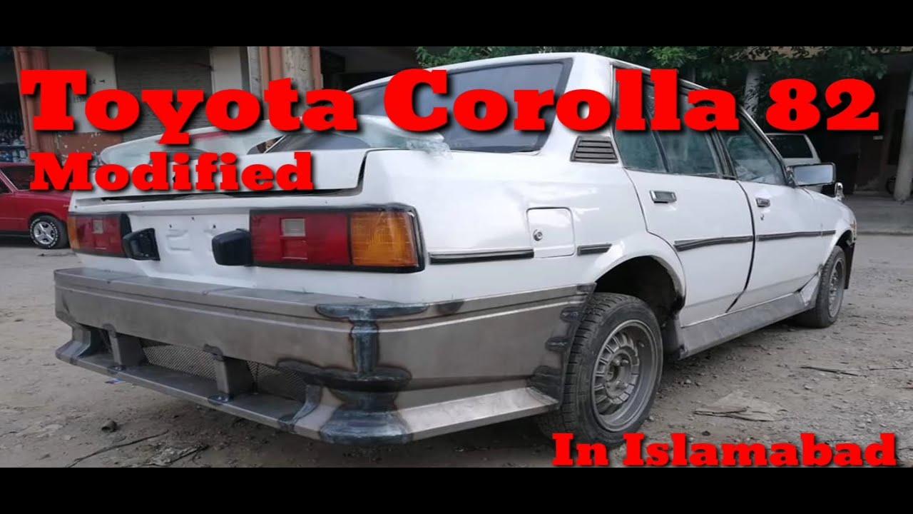 Toyota corolla 82 ! Ke70 Modified