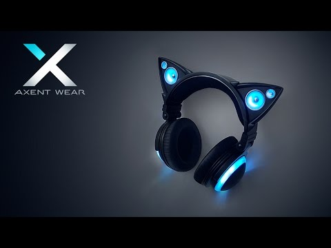 Axent Wear - Cat Ear Headphones Indiegogo