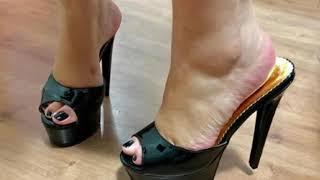 Sandalias Tacon Para Mujer