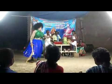 Therukoothu (Thadaki Arakki-komali Comedy)