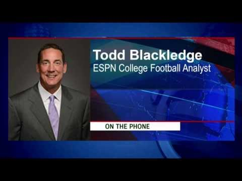 Former Star Quarterback, Todd Blackledge, on the Future of Tim Tebow
