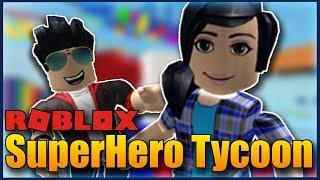 Zabíjíme Thanose!😱 | ROBLOX: Superhero Tycoon #2 w/Vendali