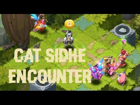 Cat Sidhe Lost Island - Territorial Dispute