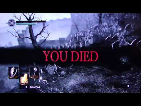 This is how you DON'T play Dark Souls [RE-UPLOAD]