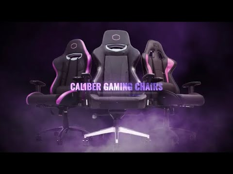 The Cooler Master Gaming Chairs.