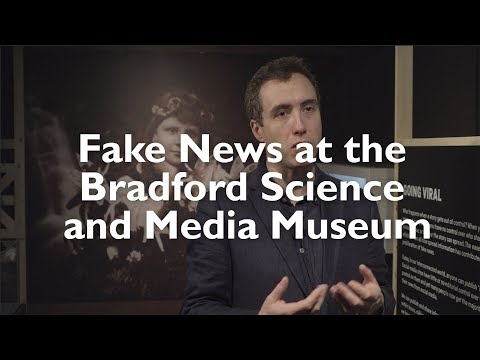 Fake News at the National Science and Media Museum | Wikimedia UK