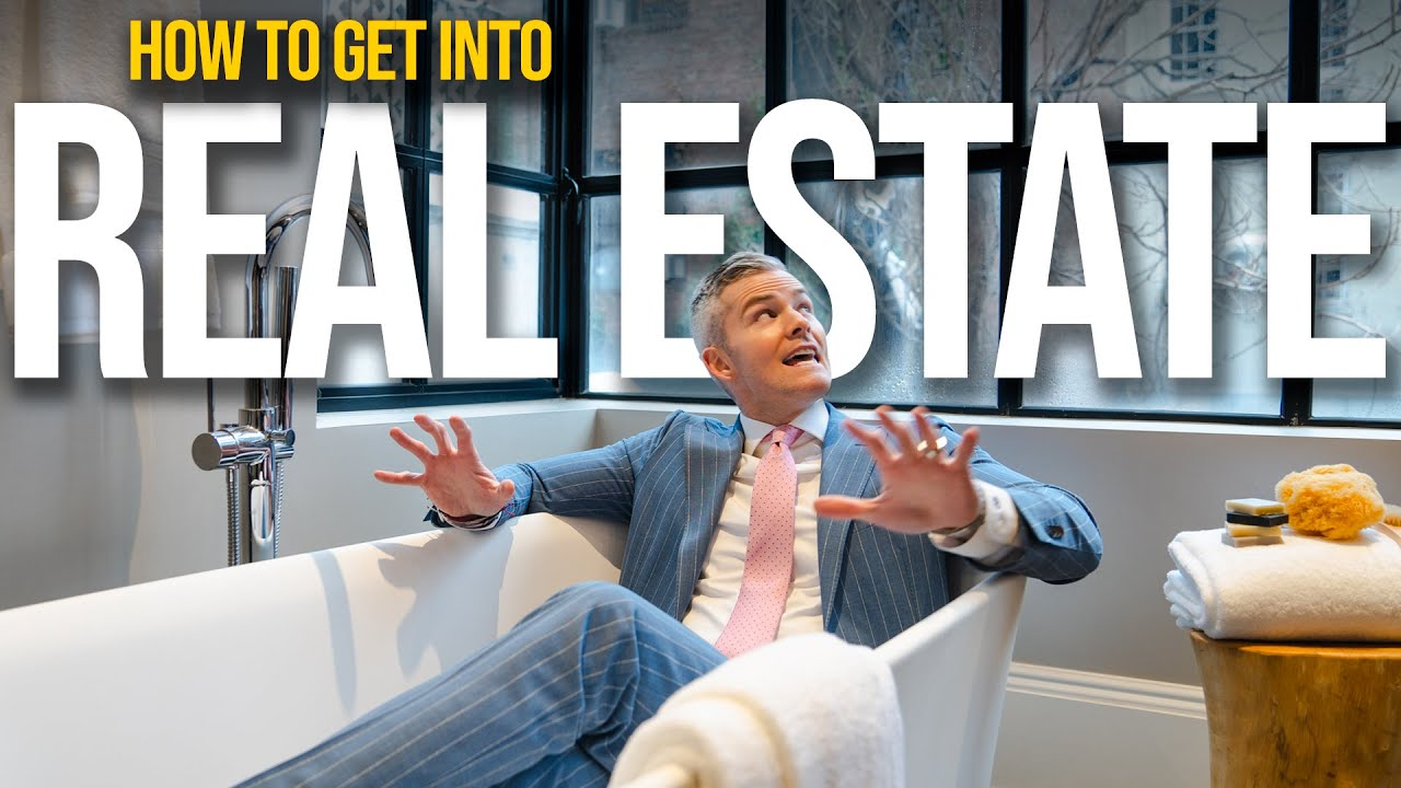 How to Start a Career in Real Estate    3 Steps     Ryan Serhant