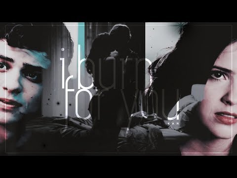 Peter Kavinsky & Malia | Burn for you.