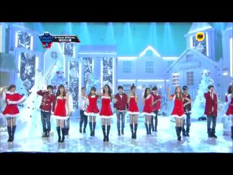 After School & Pledis Boys - Love Letter (Christmas Special)
