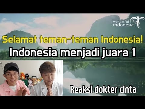 Wonderful Indonesia 1st In The World