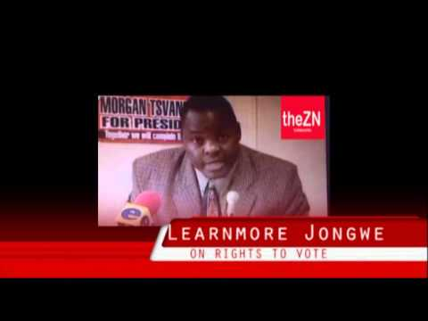 Remembering Learnmore Jongwe